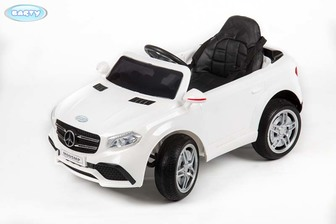 Детский электромобиль BARTY MERS М005МР VIP (HL-1558) на резиновых колесах