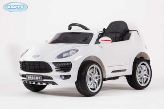 Детский электромобиль BARTY М003МР (Porsche Macan) (HL-1518) на резиновых колесах