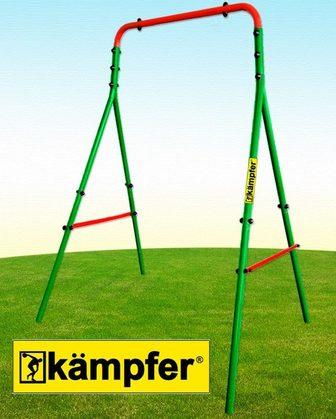 Kampfer Basis. Уличный металлический турник.