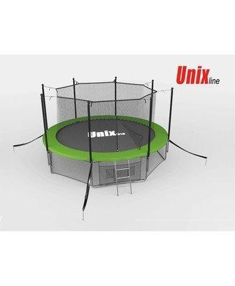 Батут Unix 14 ft inside.