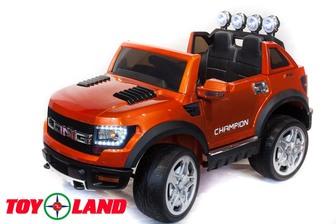 Детский электромобиль-джип BBH 1388 на резиновых колесах
