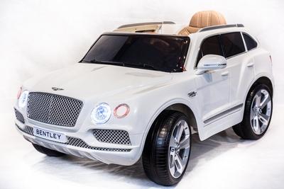 Детский электромобиль BENTLEY-BENTAYGA JJ2158 (ЛИЦЕНЗИОННАЯ МОДЕЛЬ) с дистанционным управлением