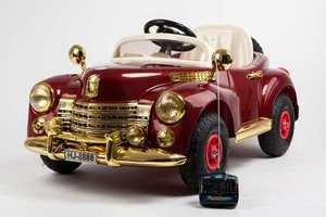 электромобиль bentley e999кх