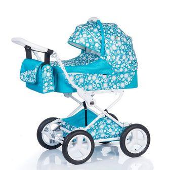 Универсальная коляска 2 в 1 Babyhit Evenly Plus