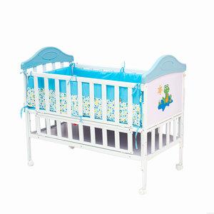 Babyhit Sleepy. Металлическая детская кровать.