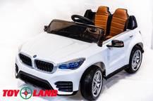 Детский электромобиль BMW JH9996 на резиновых колесах