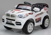 Детский джип BMW X8.