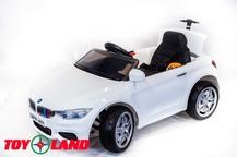 Детский электромобиль BMW 3 PB 807 с родительской ручкой