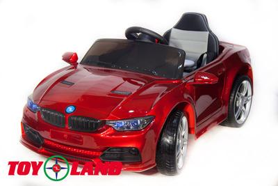BMW 3 G. Детский автомобиль на резиновых колесах.