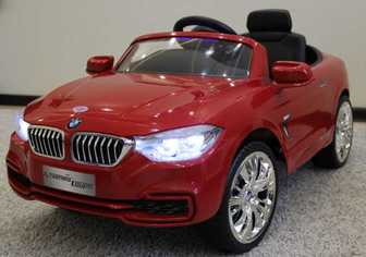 Детский электромобиль BMW 4 SERIES COUPE