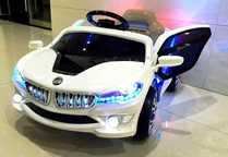 Детский автомобиль BMW О 002 ОО на резиновых колесах