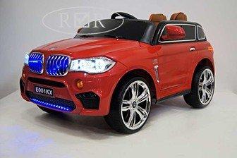 Детский электромобиль BMW E002KX с дистанционным управлением.