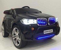 Детский электромобиль BMW E001KX с дистанционным управлением.