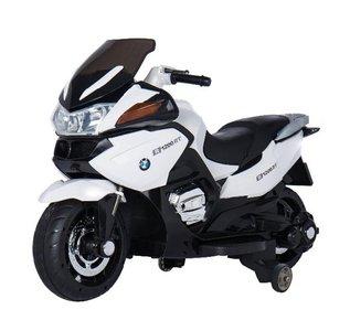 Детский электромотоцикл BMW R118 RT ( 007)  на резиновых колесах.