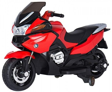 BMW R1200RT 12V - HZB-118. Детский мотоцикл на резиновых колесах.