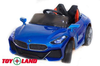 Детский электромобиль BMW SPORT на резиновых колесах