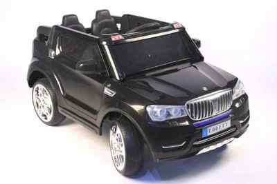 Детский двухместный электромобиль BMW T001TT.