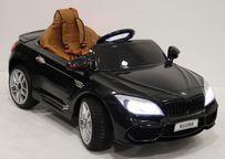 RiverToys BMW В222ВВ. Детский одноместный электромобиль.
