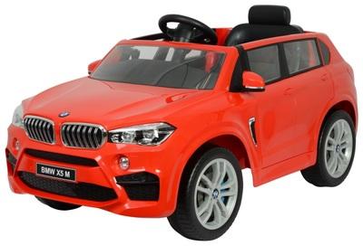 BMW X5M Z6661R. Детский автомобиль на резиновых колесах.