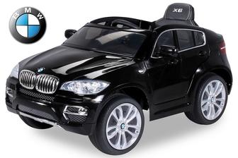 Детский электромобиль-джип BMW-X6 (ЛИЦЕНЗИОННАЯ МОДЕЛЬ) с дистанционным управлением