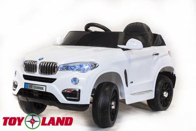 BMW X6. Детский автомобиль на резиновых колесах.
