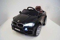 Детский электромобиль-джип BMW O006OO на резиновых колесах.