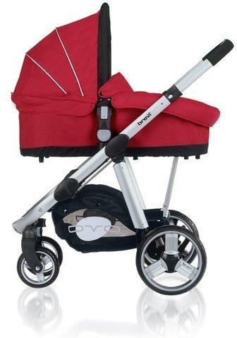 Комбинированная детская коляска 3 в 1 BREVI OVO