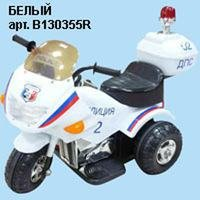 Bugati B130355R. Детский мотоцикл Bugati 6v B130355R.