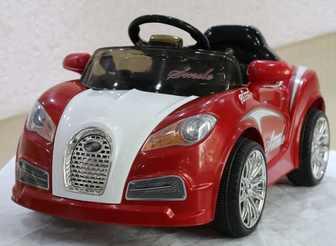 Детский электромобиль Bugatti HL 938.