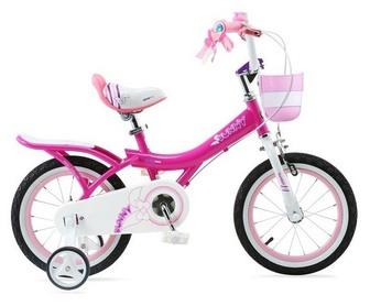 "Детский велосипед Royal Baby Bunny Girl Steel 14"""