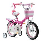 "Детский велосипед Royal Baby Bunny Girl Steel 12"""