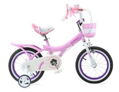 "Детский велосипед Royal Baby Bunny Girl Steel 16"""