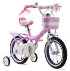 "Детский велосипед Royal Baby Bunny Girl Steel 18"""