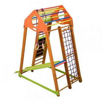 Детский спортивный комплекс «BambinoWood Plus»