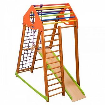 Детский спортивный комплекс «BambinoWood»