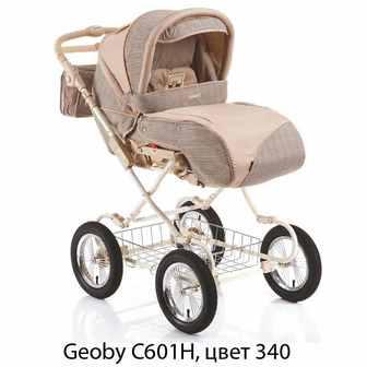 Детская коляска Geoby C601H (C601J)
