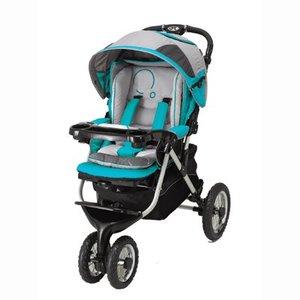 Трехколесная прогулочная детская коляска Capella S-901WFM