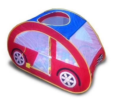 Игровой домик Машина + 100 шариков CBH-07А