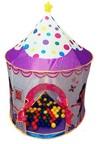 Игровой домик Замок + 100 шариков CBH-16