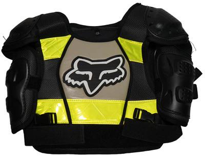 Защита груди (Черепаха FOX) короткая с локтями Motax