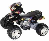 Детский квадроцикл  QUATRO RD 203 на резиновых колесах.