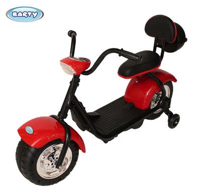 CityCoco BARTYYM708. Детский электромотоцикл.