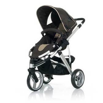 Детская трехколесная коляска 2 в 1 Jetem Cobra