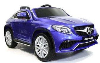 Mercedes-AMG GLE63 Coupe M555MM. Детский лицензионный электромобиль.