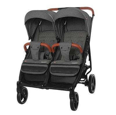 CARRELLO CRL-5502 Connect. Прогулочная коляска для двойни.