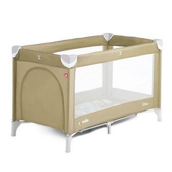 CARRELLO CRL-9202 Uno. Манеж-кроватка детская.