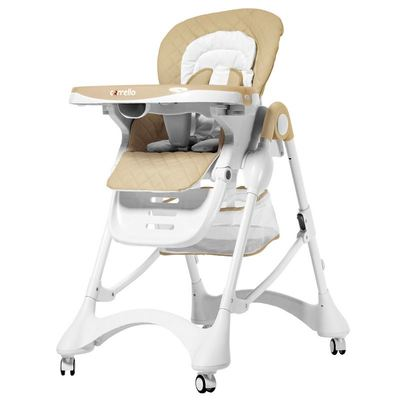 CARRELLO Caramel CRL-9501/3. Детский стульчик для кормления.