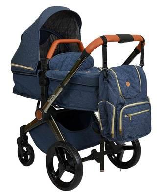 Farfello Cross. Детская коляска-трансформер 2 в 1.