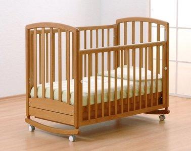 Детская кроватка-качалка Гандылян Дашенька