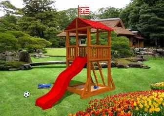 Детская площадка Самсон БРЕМЕН
